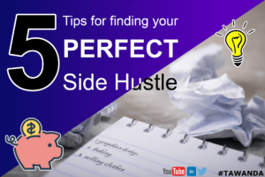 Starting your side hustle